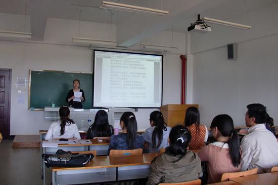 训海外实践活动志愿者